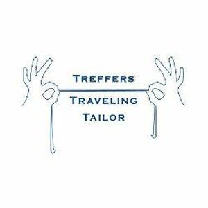 Treffers Traveling Tailor logo