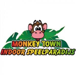 Monkey Town Uitgeest logo