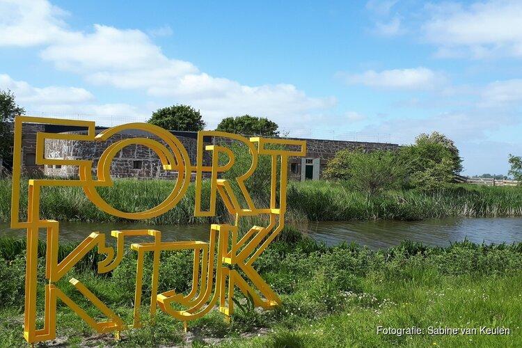 Bezoek Fort K'ijk tijdens Fortenfestival