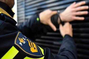 Politie - Krattendief: 2-0