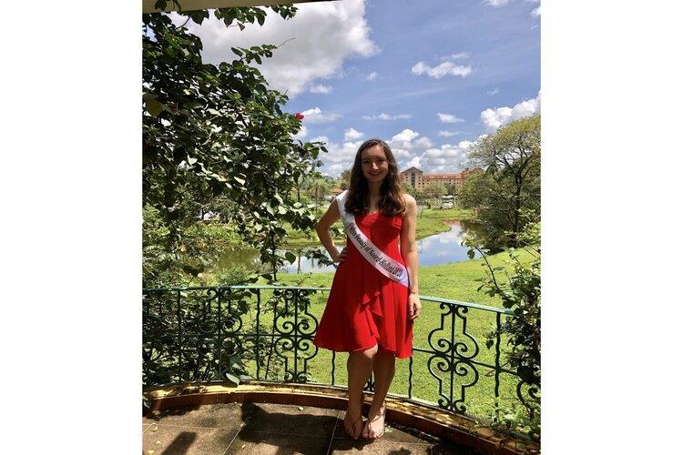 Laura Bas gaat voor titel Miss Beauty of Noord-Holland