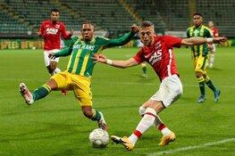 AZ kampioen van de gelijke spelen: 2-2 in Den Haag